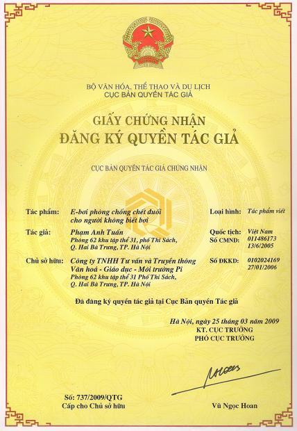 Dich Vu Dang Ky Ban Quyen Tac Gia